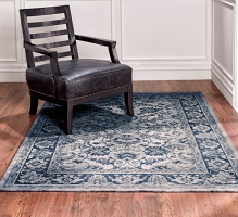 Dywan Tebriz Antique Blue